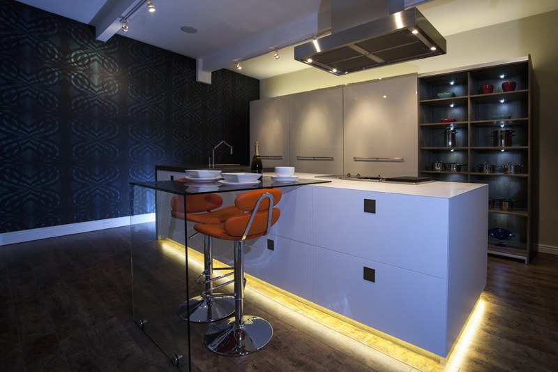 A kitchen like this can easily be the most popular room of the house!!